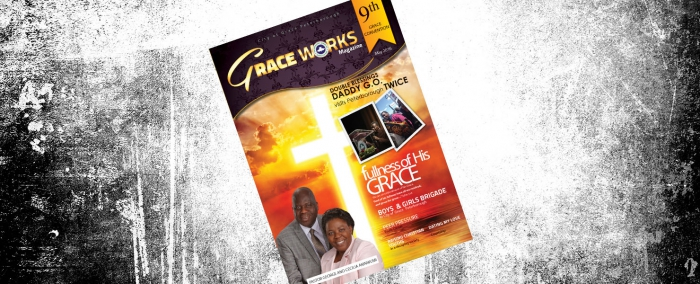 Grace Works Magazine First Edition