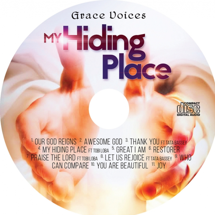 Debut Album by Grace Voices